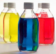 жидкие пищевые добавки дело вкуса в бутылках разного цвета