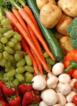 виноград, кабачки, морковь, грибы, перец, клубника, картофель, дело вкуса