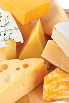 разные сорта сыра с ароматами-прототипами для вкусоароматических добавок дело вкуса