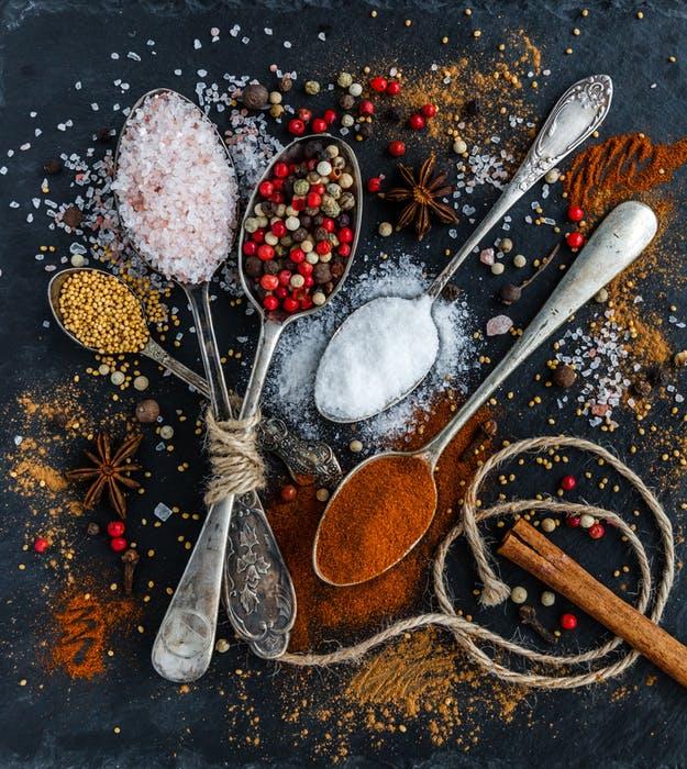 вкусовые натуральные добавки для блюд